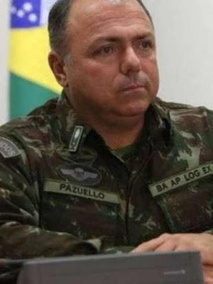Eduardo Pazuello, o general trapalhão na gestão da saúde