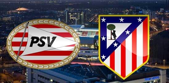 Resultado de imagem para Atletico de Madrid x PSV