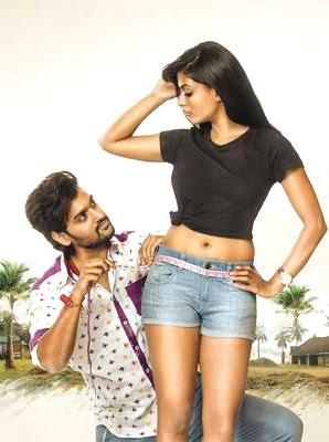 Telugu Movie Navel Show