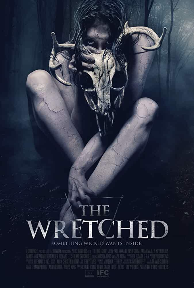 The Wretched 2019 English 720p 850MB WEBRip