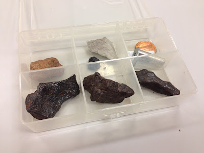 meteorite identification kit