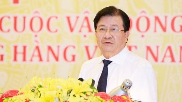 'Có doanh nghiệp dán mác hàng Việt Nam trên hàng hóa nước ngoài để trục lợi'