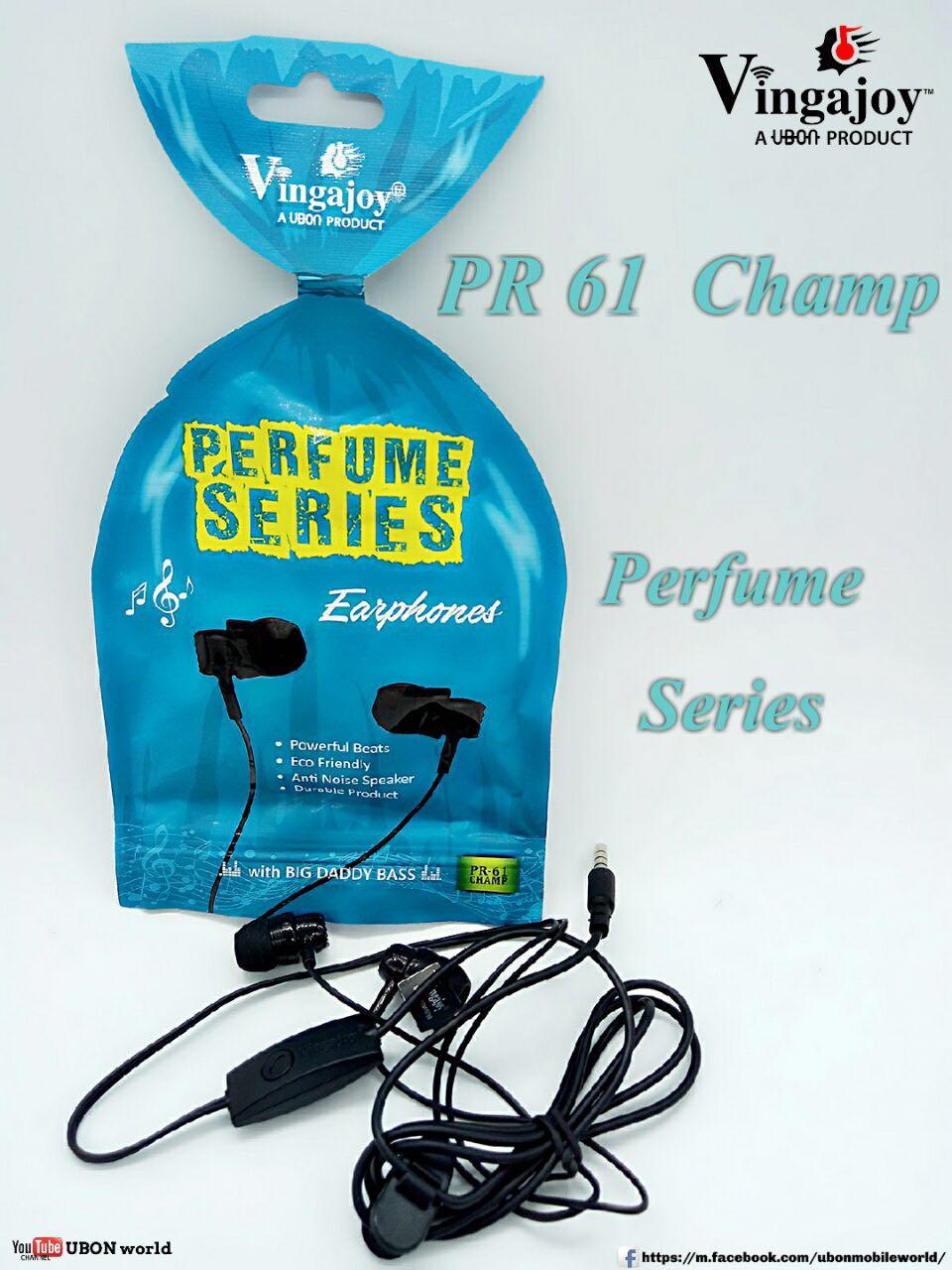 dfa792a5ae9 Vingajoy UBON Perfume Series Handsfree