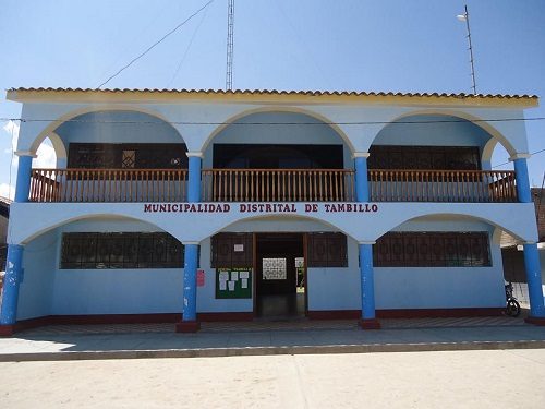 Municipalidad Distrital de Tambillo (Huamanga)