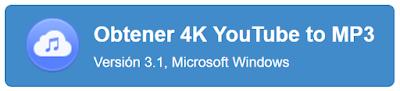 4K Youtube To MP3 - Descarga los audios de YouTube