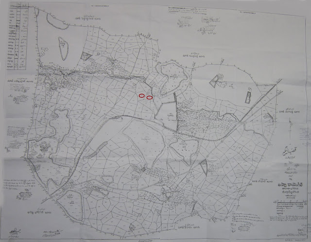 Rayagiri Village Map