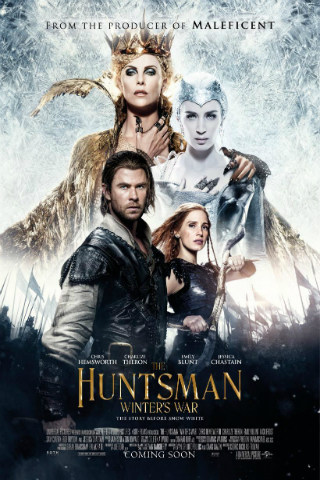 The Huntsman: Winter's War [Extended] [2016] [DVD9] [NTSC] [Latino]