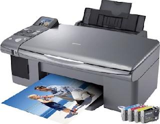 Epson Stylus CX4800 image
