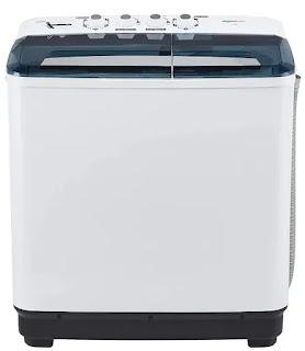 AmazonBasics 8 kg Semi-Automatic Washing Machine
