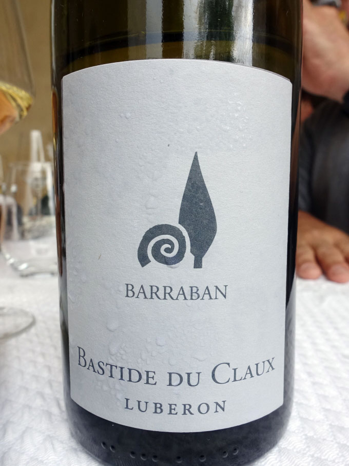 Bastide du Claux Barraban 2009 (91 pts)