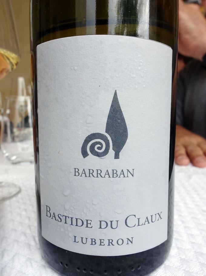 Bastide du Claux Barraban 2009 (91 pts)