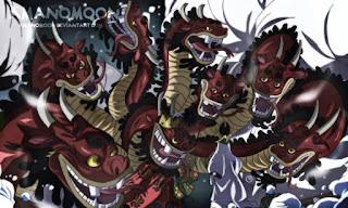 7 Fakta O-Toko One Piece