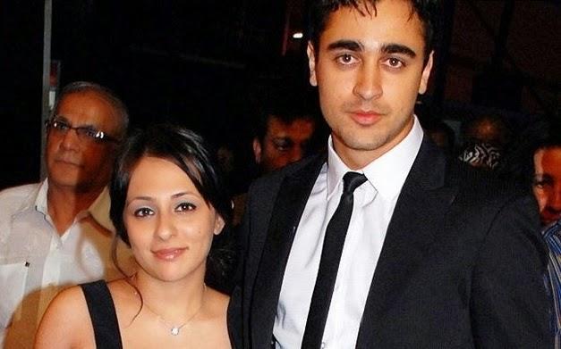 Imraan Khan Wife