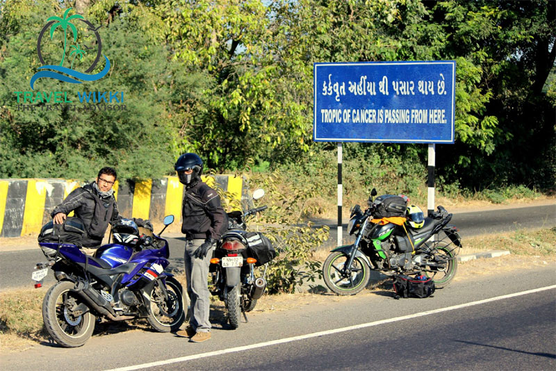 Mumbai To Mount Abu bike trip