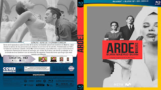 CARATULA ARDE MADRID 2018[COVER BLU-RAY]