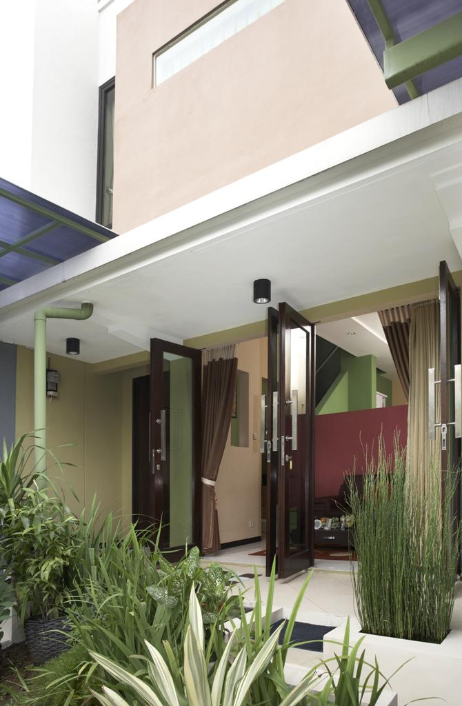residence ? A Beautiful Balance ~ residenceDaily Indonesian-style with West Facing Orientation | My - Indonesia Modern House Design