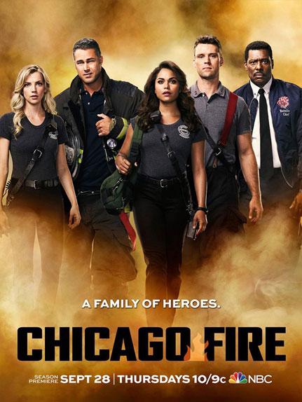 Chicago Fire – Saison 6 [Streaming] [Telecharger]