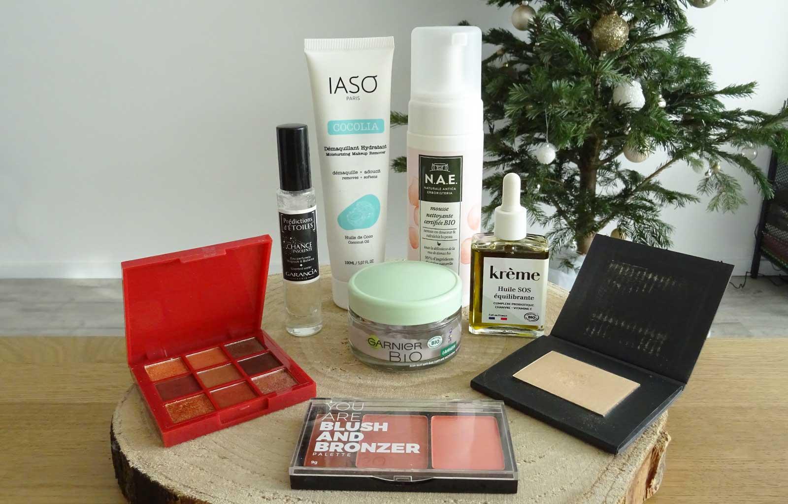 beauty awards soin maquillage parfum favoris 2020