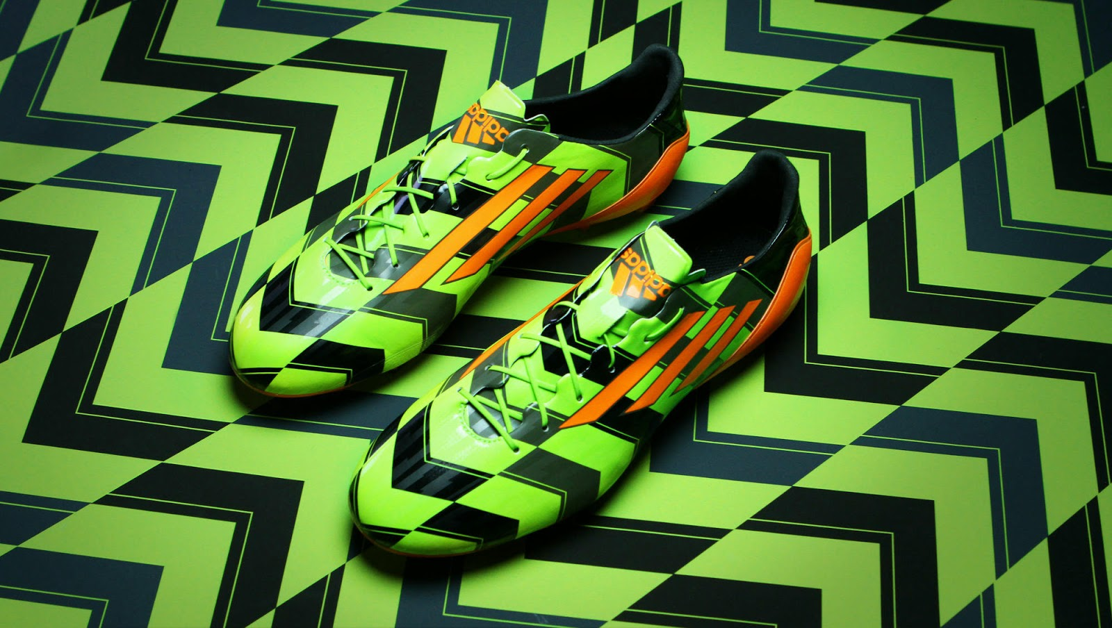 Adidas Adizero F50 Crazylight Boot Released In The End