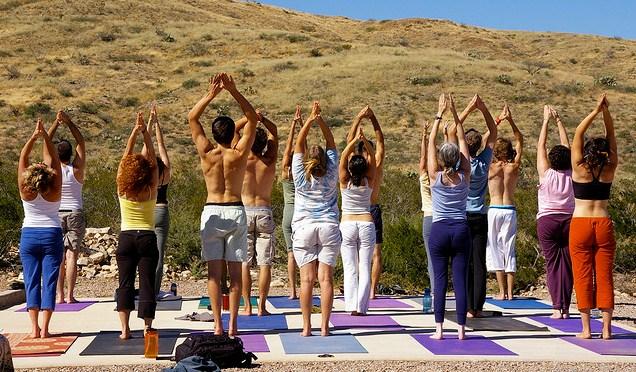 Gerakan Yoga Untuk Mengecilkan Paha Dan Betis