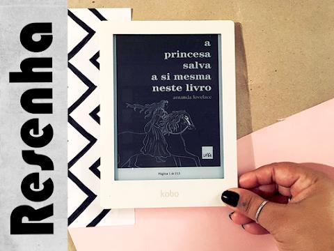 A princesa salva a si mesma nesse livro,, Amanda Lovelace