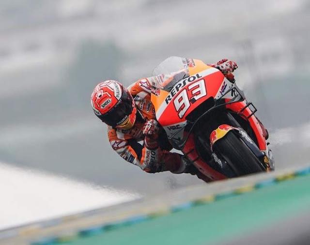 Marc Marquez dan RC213V