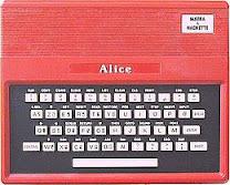Ordinateur Matra Alice