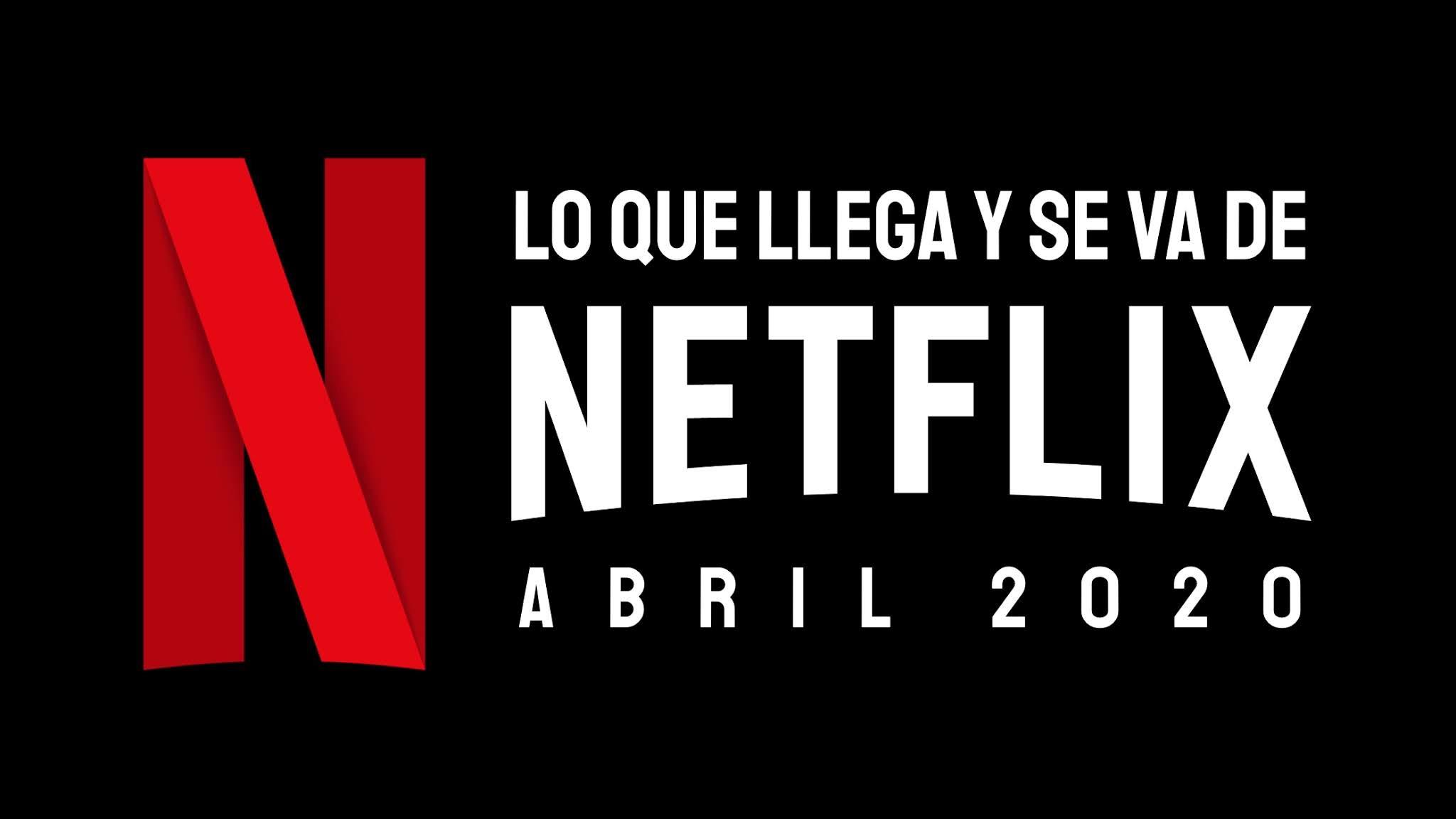 netflix mayo 2020