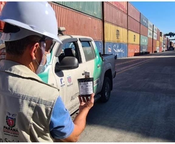 Saúde intensifica ações no combate à dengue no Porto de Paranaguá
