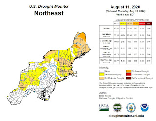 Level 2 - Significant Drought declared for MA