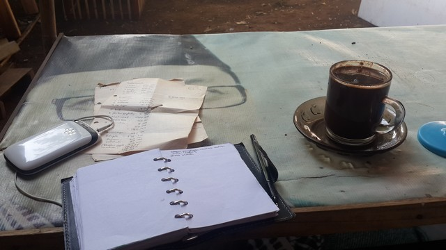 Nikmatnya kopi pagi;Motivasi Sukses