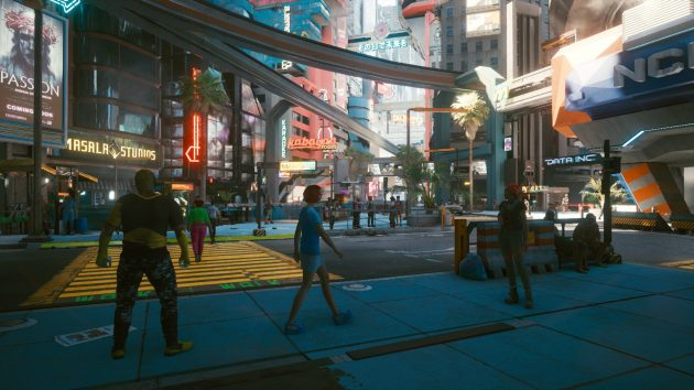 Cyberpunk 2077 could get its first DLC this week