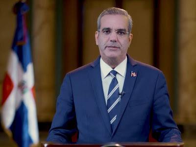 """Luis Abinader """"Fuimos azotados por la pandemia de la corrupción y la impunidad"""""""