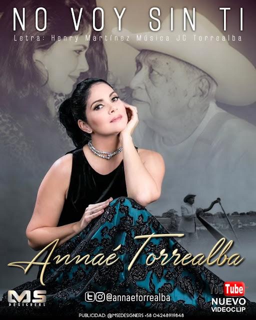 FARÁNDULA: Nuevo videoclip de Annaé Torrealba rinde homenaje a la memoria de su abuelo Juan Vicente. VIDEO.