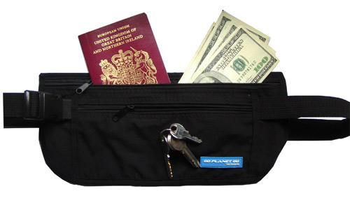Doleira / Porta Dólar / Pochete Money