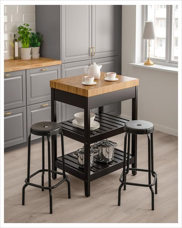 Freestanding Kitchen Island With Seating Home Interior Exterior Decor Design Ideas