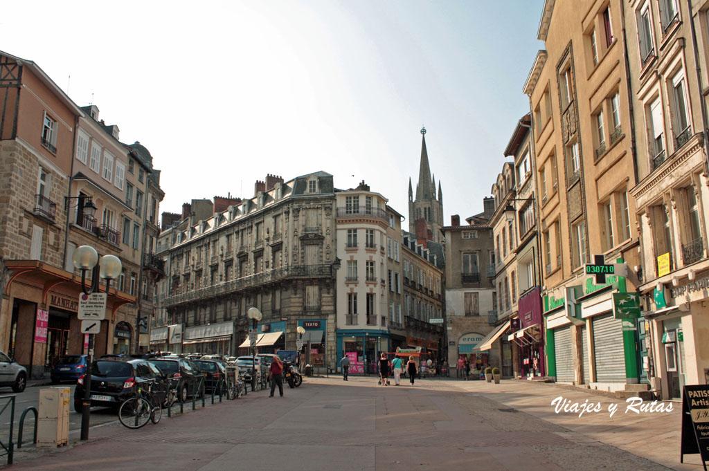 Calles de Limoges