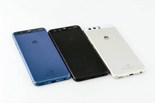 A Huawei levou ao MWC 2017 o seu celular mais interessante do momento, o Huawei P10+