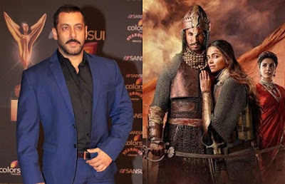 salman khan and sanjay leela bhansali all projects