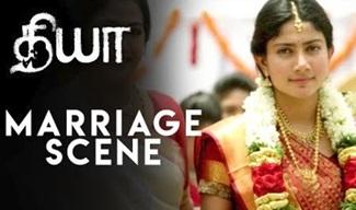 Diya – Love Scene | Sai Pallavi | Naga Shourya | Sam CS