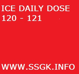 ICE DAILY DOSE 120 - 121