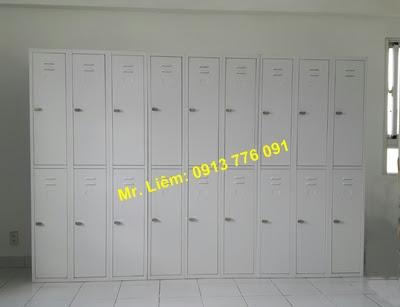 Tủ Locker 6 Ngăn Khối Godrej
