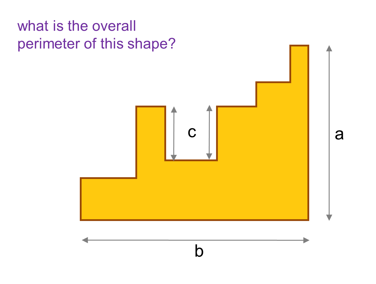 Median Don Steward Mathematics Teaching Harder Perimeter