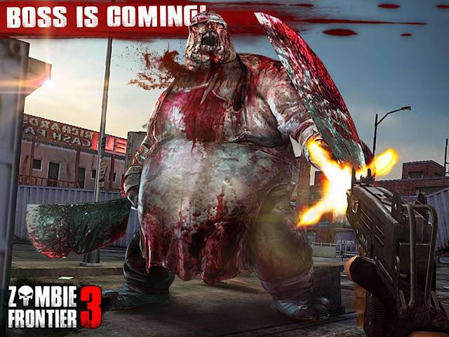Zombie Frontier 3 v1.57 Apk Mod [Dinero]