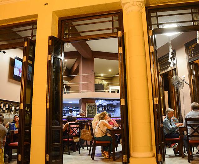 EL BAR Espada una excelente opción para comer en la Habana Vieja