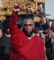 Lekki Shooting: Burna Boy promotes new petition to impose sanctions on Federal Government in UK