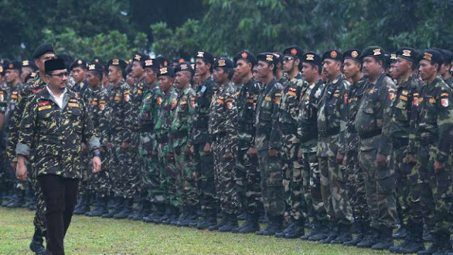 Anggota GP Ansor Meninggal, Polisi Sebut karena Sakit Bukan Jaga Demo