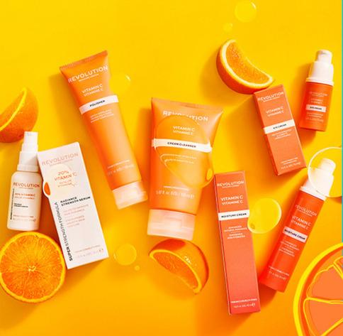 Revolution Skincare Vitamin C Range