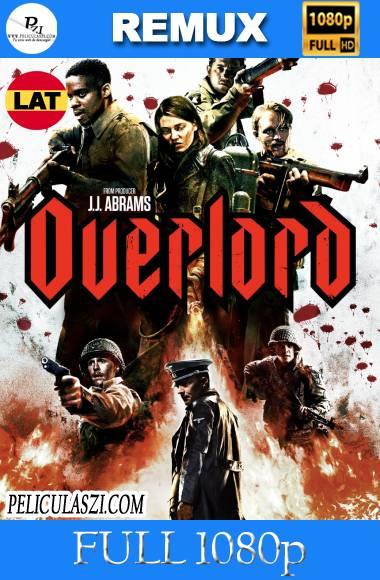 Operación Overlord (2018) Full HD REMUX & BRRip 1080p Dual-Latino