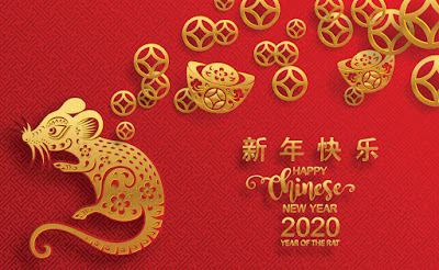 Chinese New Year 2020 Wishes Photos